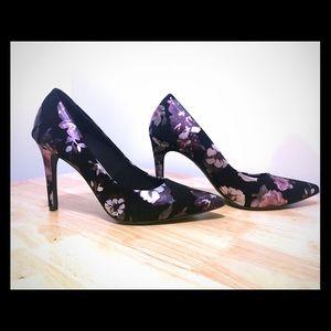 Christian Siriano Flower Heel shoes